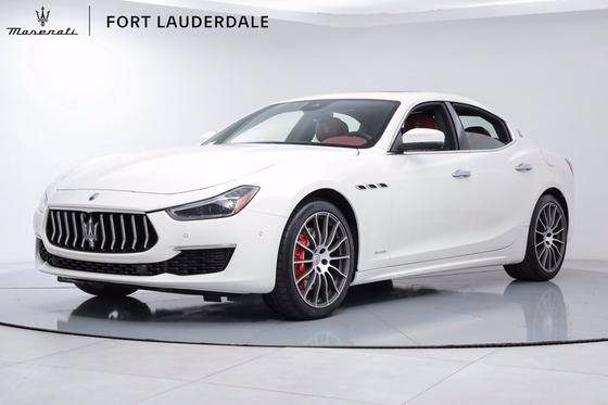 2021 Maserati Ghibli S GranLusso:20 car images available