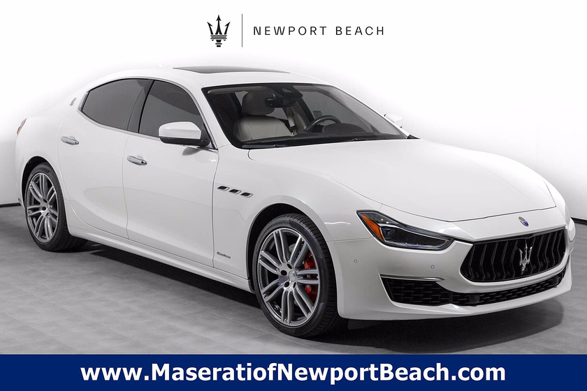 2019 Maserati Ghibli S GranLusso:19 car images available