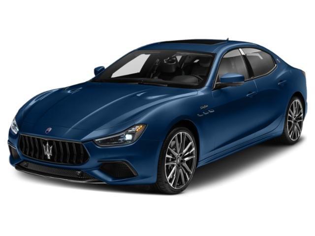 2021 Maserati Ghibli S GranLusso : Car has generic photo