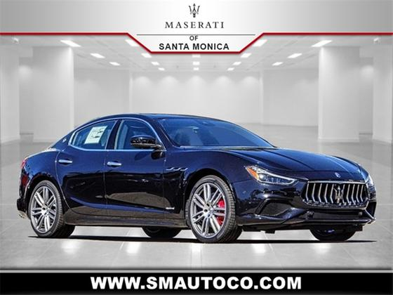 2018 Maserati Ghibli S GranSport:20 car images available