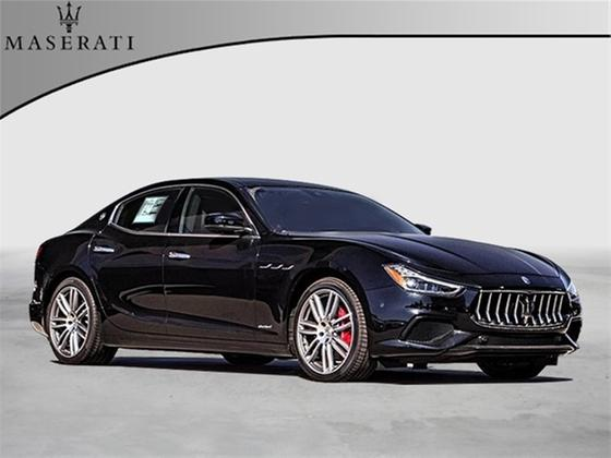 2018 Maserati Ghibli S GranSport:14 car images available