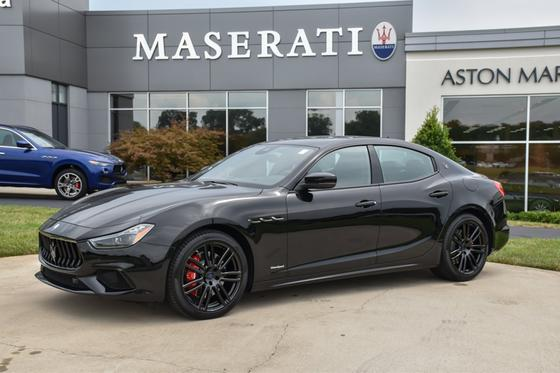 2018 Maserati Ghibli S GranSport:24 car images available