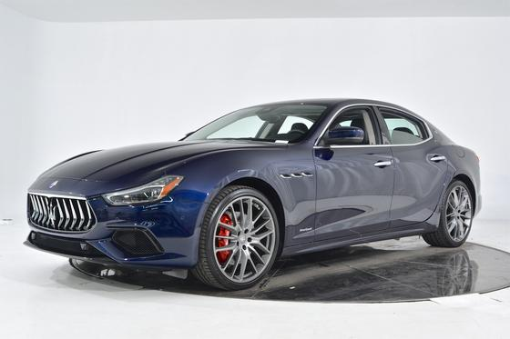 2018 Maserati Ghibli S GranSport:16 car images available