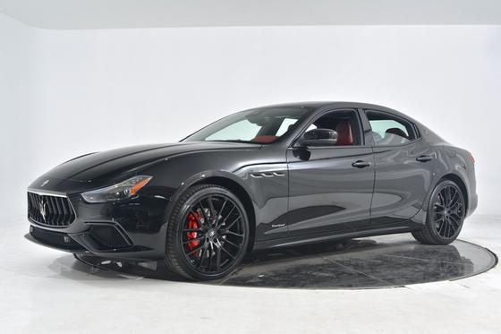 2019 Maserati Ghibli S GranSport:17 car images available