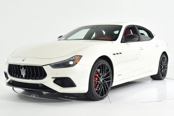 2020 Maserati Ghibli S GranSport:24 car images available
