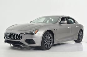 2019 Maserati Ghibli S GranSport:24 car images available