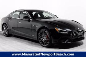 2019 Maserati Ghibli S GranSport:14 car images available