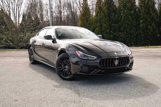 2021 Maserati Ghibli S GranSport:24 car images available