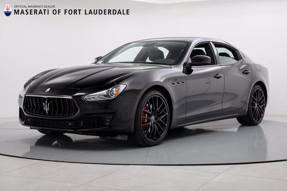 2021 Maserati Ghibli S GranSport:19 car images available