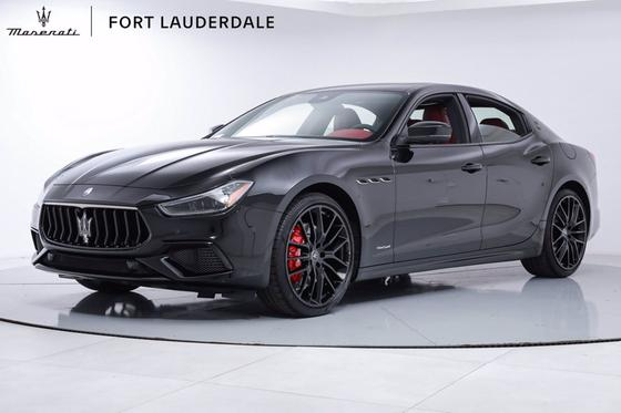 2021 Maserati Ghibli S GranSport:20 car images available