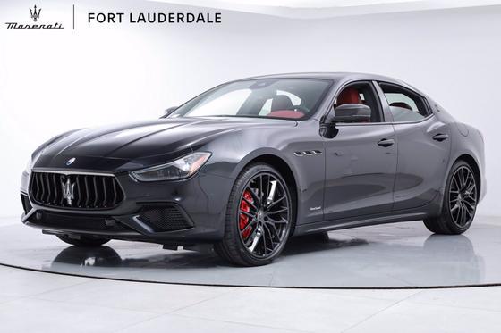 2021 Maserati Ghibli S GranSport:19 car images available