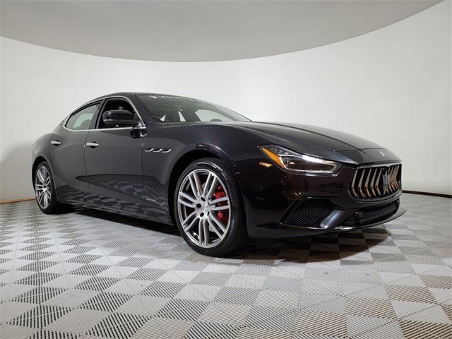 2018 Maserati Ghibli S GranSport:24 car images available