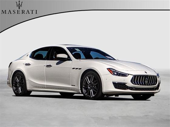 2018 Maserati Ghibli S Q4 GranLusso:15 car images available