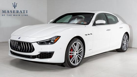 2019 Maserati Ghibli S Q4 GranLusso:22 car images available