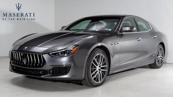 2019 Maserati Ghibli S Q4 GranLusso:21 car images available