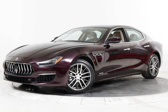 2019 Maserati Ghibli S Q4 GranLusso:13 car images available