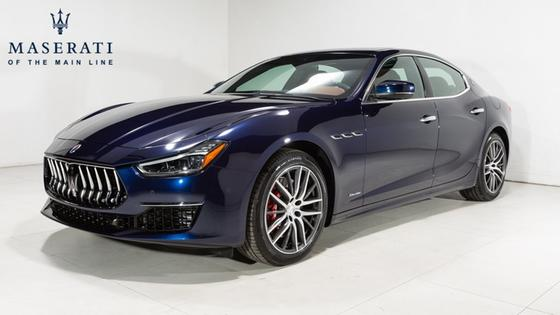 2020 Maserati Ghibli S Q4 GranLusso:22 car images available