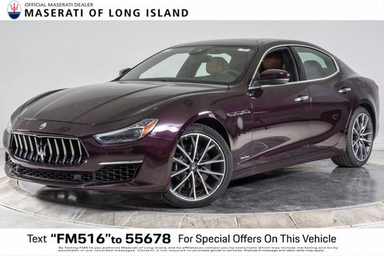 2019 Maserati Ghibli S Q4 GranLusso:15 car images available