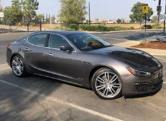 2018 Maserati Ghibli S Q4 GranLusso:9 car images available