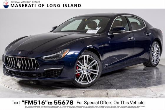2020 Maserati Ghibli S Q4 GranLusso:14 car images available