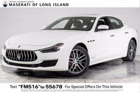 2020 Maserati Ghibli S Q4 GranLusso:13 car images available