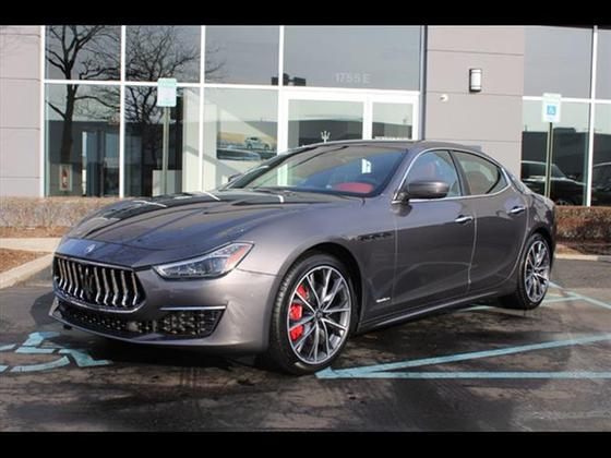 2021 Maserati Ghibli S Q4 GranLusso:21 car images available