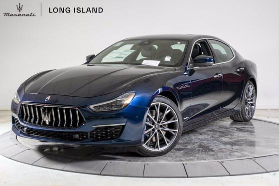 2021 Maserati Ghibli S Q4 GranLusso:14 car images available