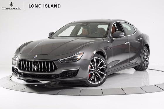 2021 Maserati Ghibli S Q4 GranLusso:15 car images available