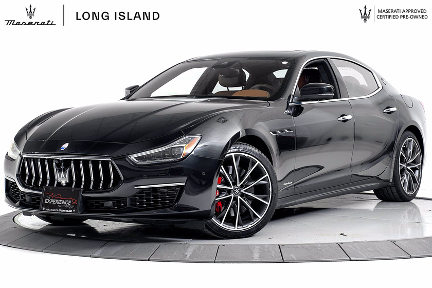 2021 Maserati Ghibli S Q4 GranLusso:24 car images available