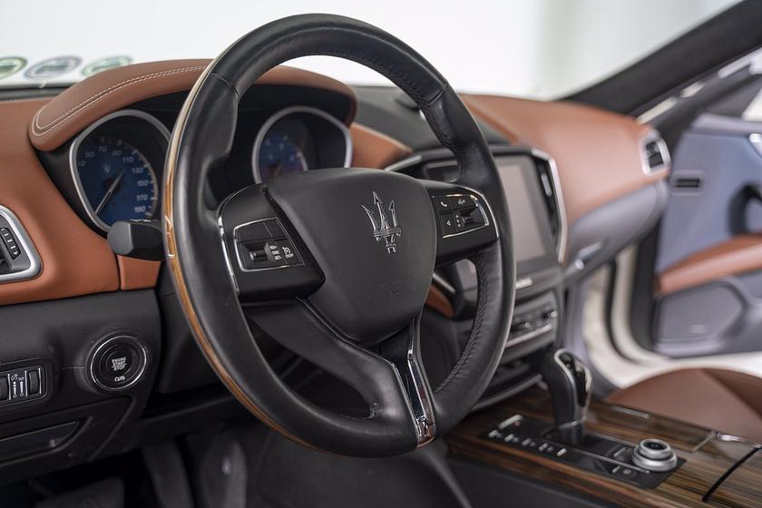 2018 Maserati Ghibli S Q4 GranLusso