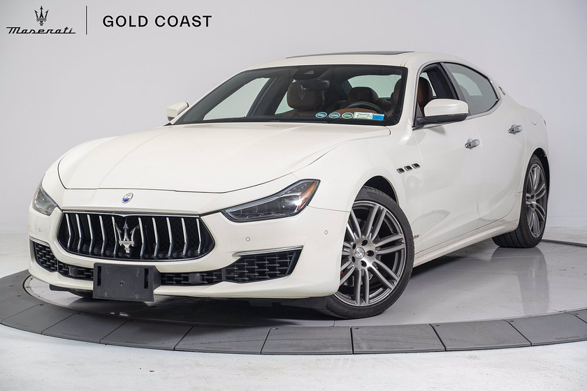 2018 Maserati Ghibli S Q4 GranLusso:22 car images available