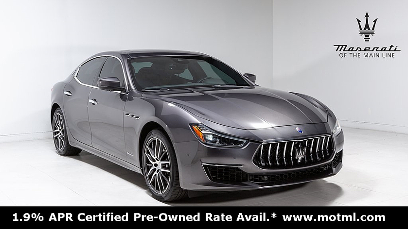 2019 Maserati Ghibli S Q4 GranLusso:23 car images available