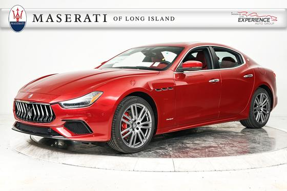2018 Maserati Ghibli S Q4 GranSport:13 car images available