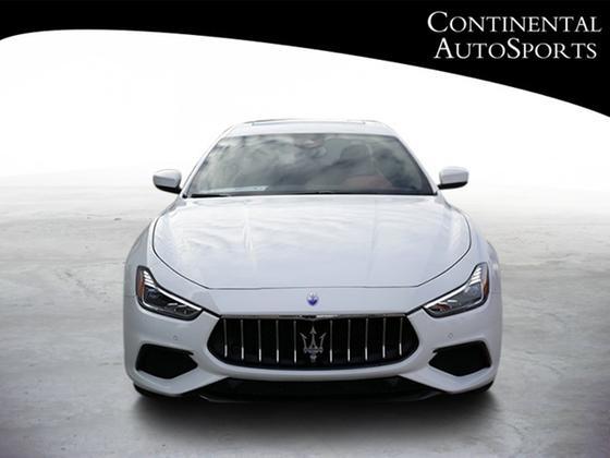 2018 Maserati Ghibli S Q4 GranSport