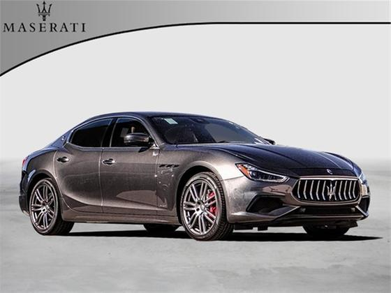 2018 Maserati Ghibli S Q4 GranSport:17 car images available