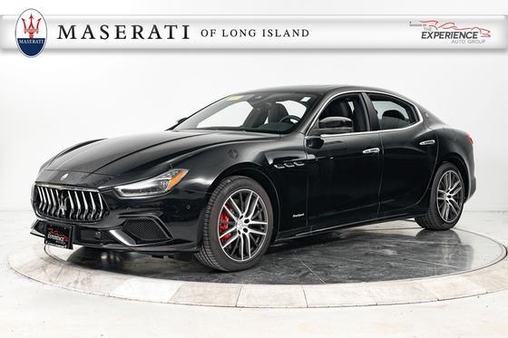 2018 Maserati Ghibli S Q4 GranSport:12 car images available