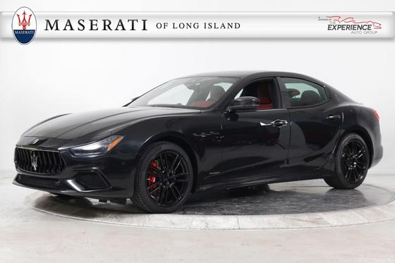 2018 Maserati Ghibli S Q4 GranSport:13 car images available