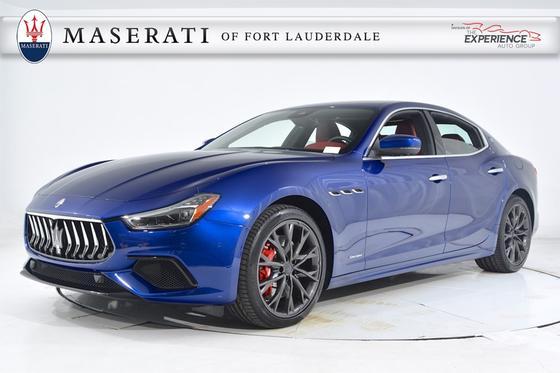 2019 Maserati Ghibli S Q4 GranSport:17 car images available