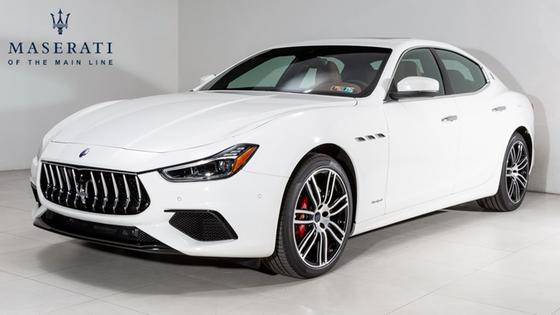 2019 Maserati Ghibli S Q4 GranSport:22 car images available
