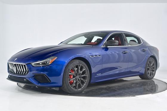 2019 Maserati Ghibli S Q4 GranSport:24 car images available
