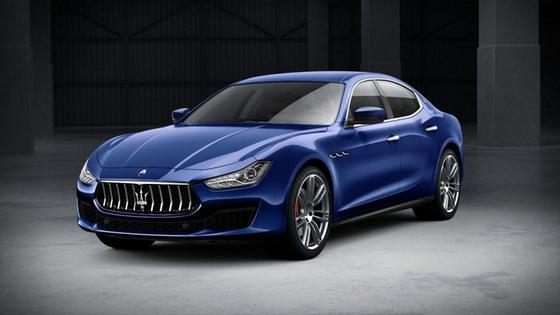 2019 Maserati Ghibli S Q4 GranSport:3 car images available