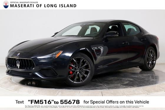 2020 Maserati Ghibli S Q4 GranSport:13 car images available