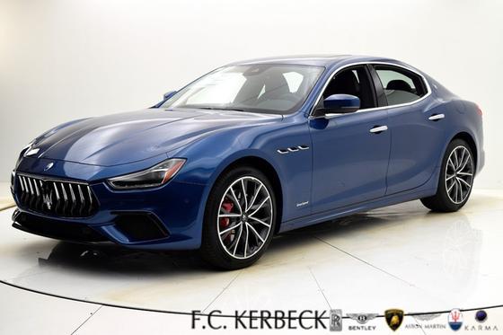 2020 Maserati Ghibli S Q4 GranSport:24 car images available