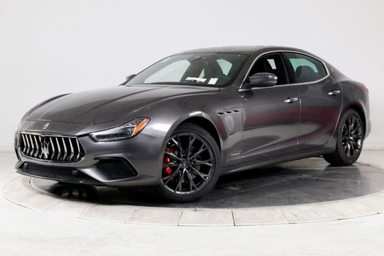 2019 Maserati Ghibli S Q4 GranSport:13 car images available