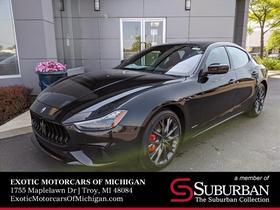 2020 Maserati Ghibli S Q4 GranSport:15 car images available