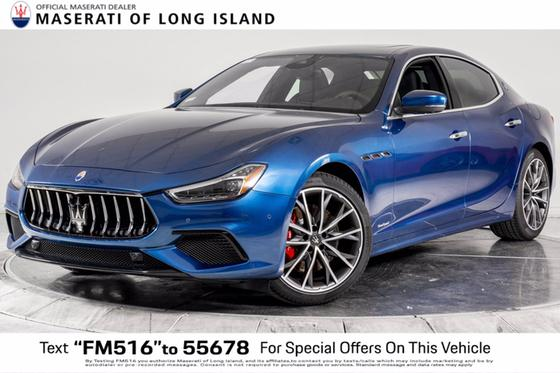 2020 Maserati Ghibli S Q4 GranSport:16 car images available