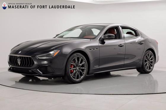 2020 Maserati Ghibli S Q4 GranSport:20 car images available