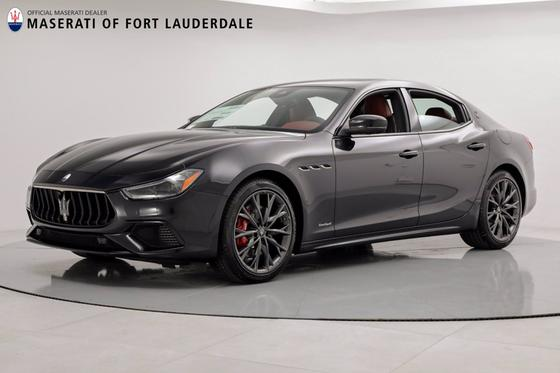 2020 Maserati Ghibli S Q4 GranSport:20 car images available