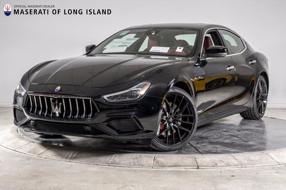 2020 Maserati Ghibli S Q4 GranSport:14 car images available