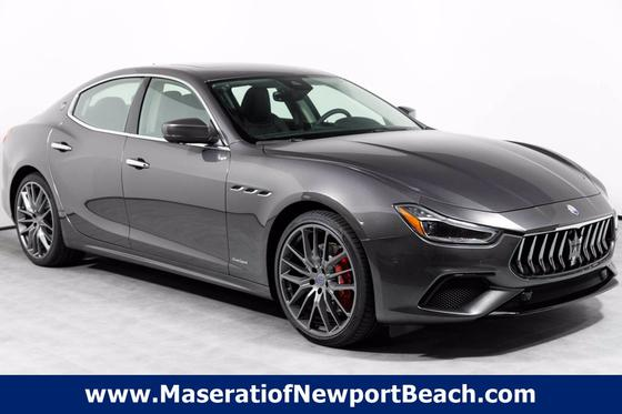 2019 Maserati Ghibli S Q4 GranSport:14 car images available